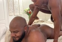 Rhyheim Shabazz: New Movie with Cyrus (cnicholsonxxx) (Bareback)