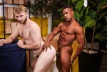Sexpresso: Adrian Hart & Michael Boston (Bareback)