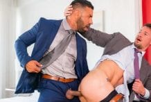 Fucking Raise: Mateo Zagal & Skyy Knox (Bareback)