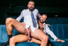 Strip Poker: Joe Casio & Sir Peter (Bareback)